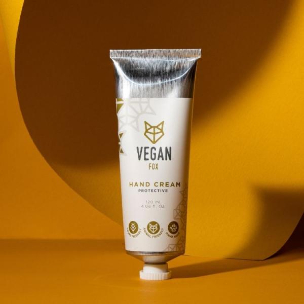 vegan hand cream protectiv