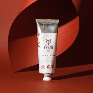 vegan hand cream nourishing