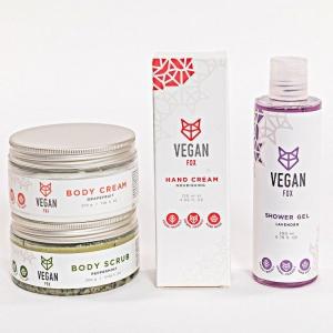 Body care bundle Vegan Fox
