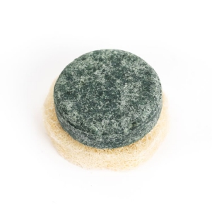 natural solid shampoo shampoo bar all type hair vegan fox hand made