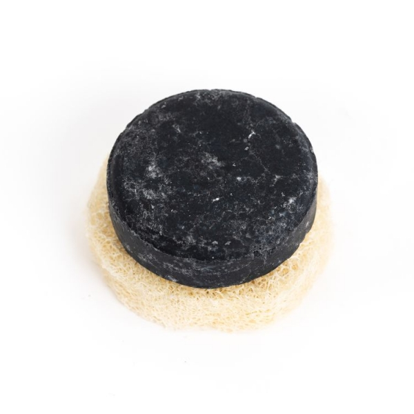 natural solid shampoo shampoo bar oily hair vegan fox hand made