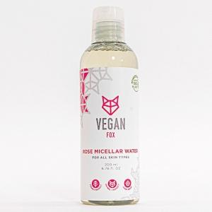 Vegan Fox Rose Micellar water